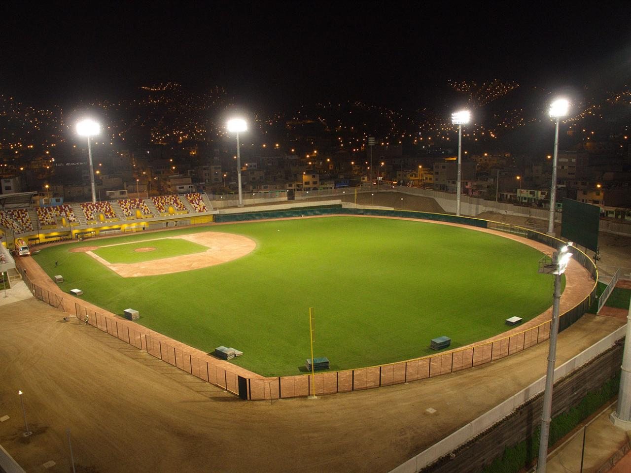 Schreder lighting solutions will ensure perfect visibility for athletes and spectators watching the 2019 Pan American Games
